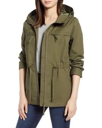 Halogen Zip Front Field Jacket
