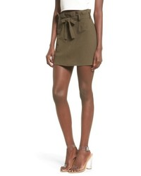 Paperbag miniskirt medium 4990228