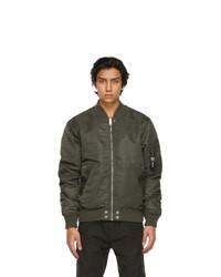 Diesel Khaki J Ross Bomber Jacket
