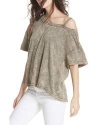 Free People We The Free By Alex Cutout Tee