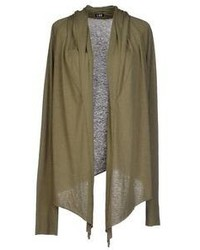 Olive open cardigan original 9273553
