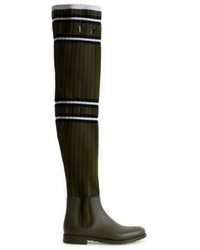 Givenchy Thigh High Sock Rainboots
