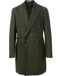 Boglioli Double Breasted Coat