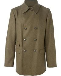 Classic double breasted coat medium 337013