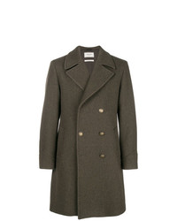 Paltò Classic Double Breasted Coat