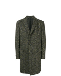 Z Zegna Classic Single Breasted Coat