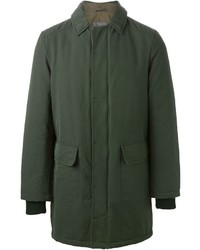 Duvetica Single Breasted Coat