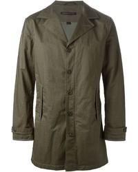 John Varvatos Single Breasted Coat