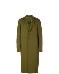 Rick Owens Long Single Breasted Coat