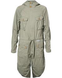 Undercover Military Coat