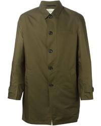 Oliver Spencer Single Breasted Coat