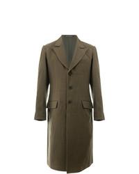 Yohji Yamamoto Single Breasted Coat