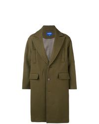 Ader Error Single Breasted Coat