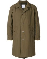 Aspesi Straight Single Breasted Coat