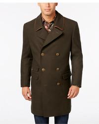 Tallia Olive Overcoat