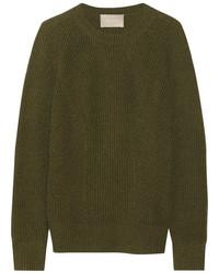 Jason Wu Chunky Knit Cashmere Sweater
