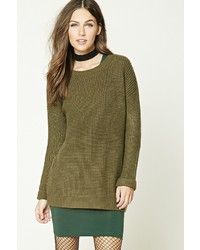 Forever 21 Purl Knit Sweater