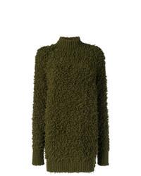 Marni Textured Knit Long Jumper