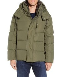 Marc New York Baltic Faux Down Feather Fill Parka