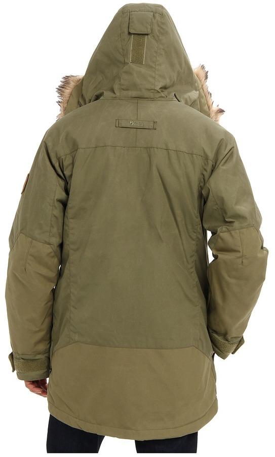 31a4aba8 Fjallraven Barents Parka Coat, $550   Zappos   Lookastic.com