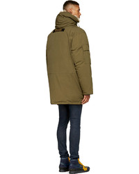 canada goose expedition parka army green