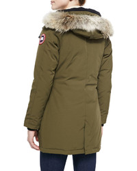 Canada Goose chateau parka outlet shop - Canada Goose Victoria Fur Hood Parka Jacket | Where to buy & how ...