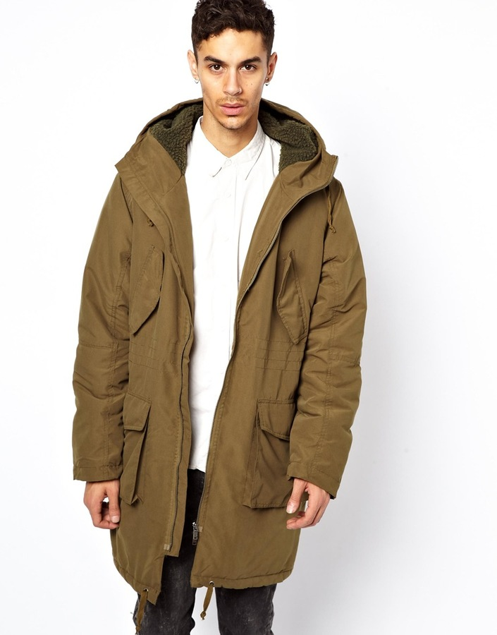 Cheap Monday Bart Parka | Where to buy & how to wear