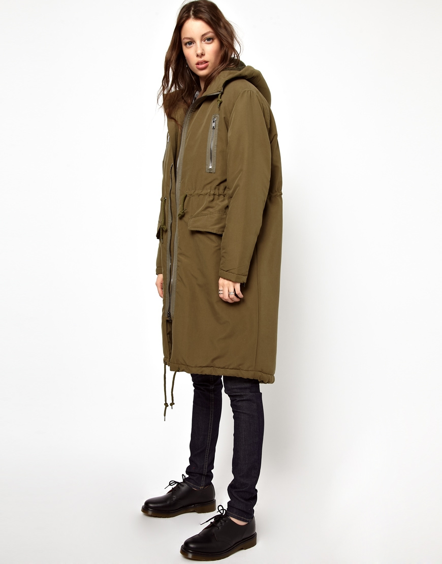 Cheap Monday Parka | Where to buy &amp how to wear