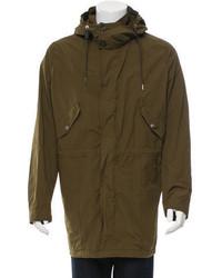 Christian Dior Dior Homme Hooded Parka Jacket