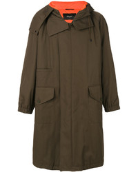 Classic parka coat medium 5144219