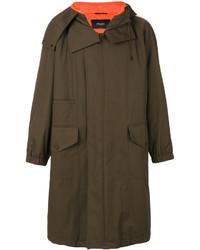 Fendi Classic Parka Coat