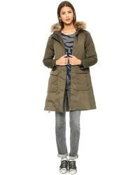 a2e1bfe05d6df ... Add Down Down Parka With Fur Border ...
