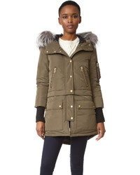 East end parka puffer coat medium 964389