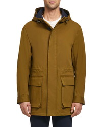 Theory Eisen Techno Hooded Jacket