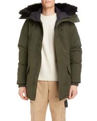 Kenzo Faux Down Jacket