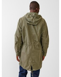 Gap Fishtail Parka