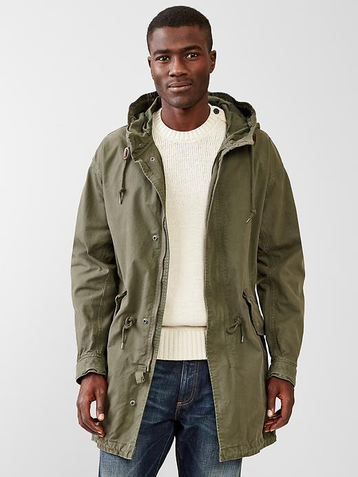 Gap Fishtail Parka Jacket | Where to buy & how to wear