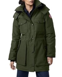 Canada Goose Gabriola Water Resistant Arctic Tech 625 Fill Power Down Parka