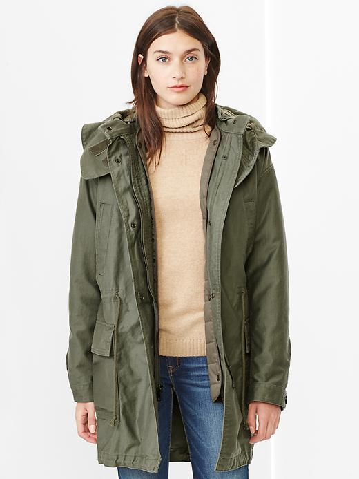What Is A Parka Coat - JacketIn