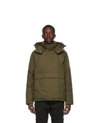 Moncler Genius Green Jw Anderson Edition Holyrood Down Jacket