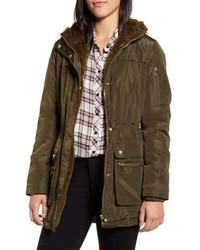 Sam Edelman Hooded Jacket