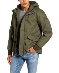Scotch & Soda Hooded Jacket Quilting