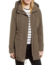Gallery Hooded Parka With Faux Fur Liner