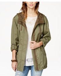 American Rag Lightweight Hooded Parka Only At Macys