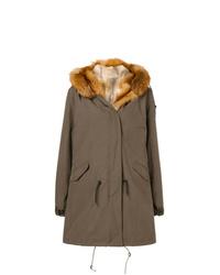 Liska Parka Fur Lined Coat