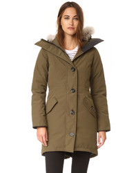 Rossclair parka medium 807448