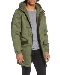 NATIVE YOUTH Sherwood Hooded Jacket