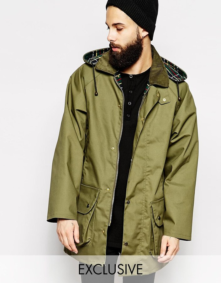 Reclaimed Vintage X Combat Parka | Where to buy & how to wear