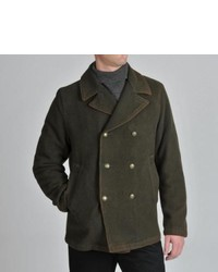 Columbia Washed Fatigued Peacoat