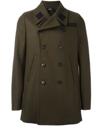 No.21 No21 Classic Medium Peacoat